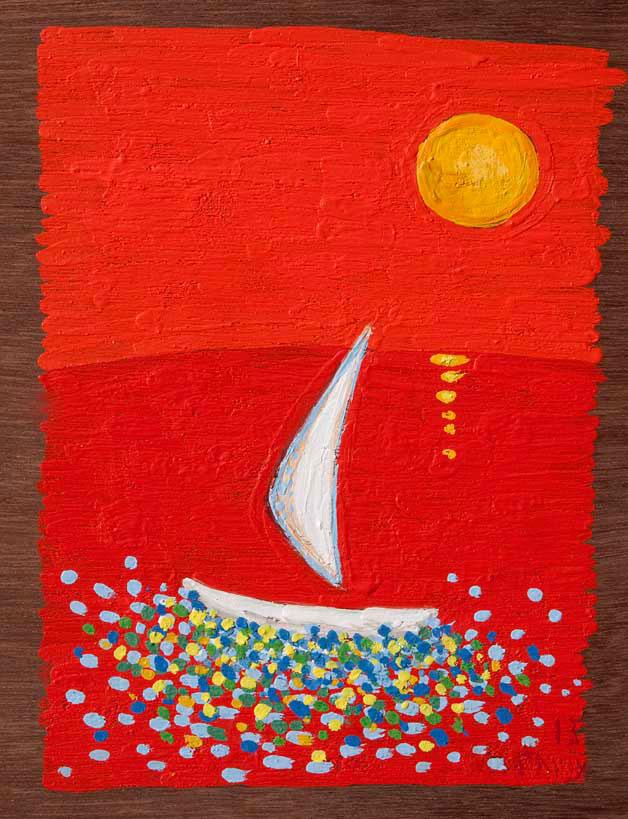 Batelo (small boat)