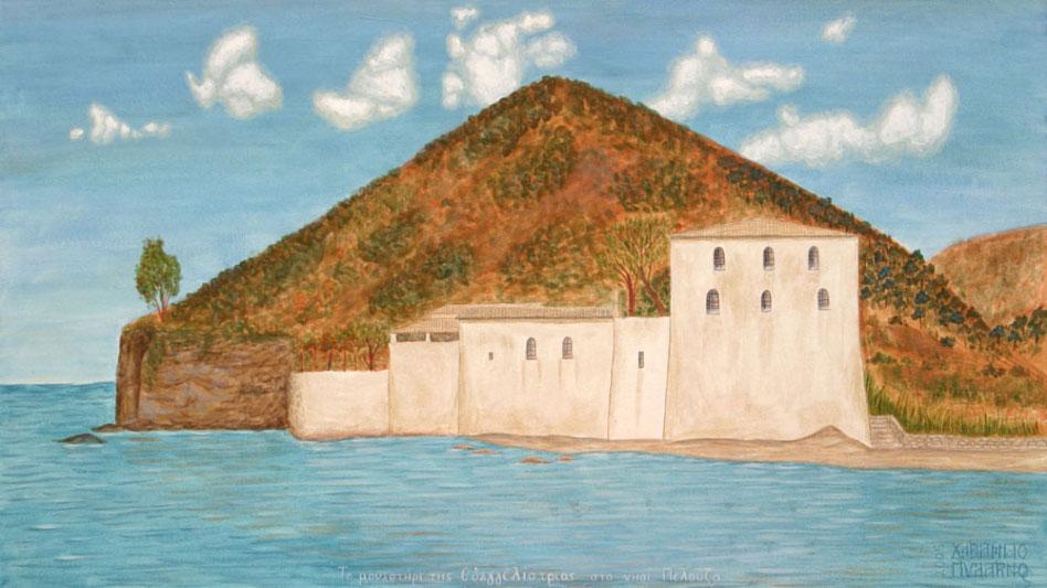 Pelouzo island