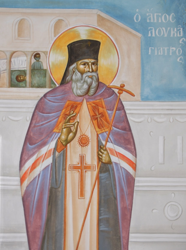 St. Luke the doctor