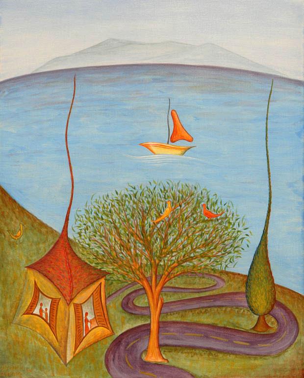 Το σπίτι δίπλα στη θάλασσα