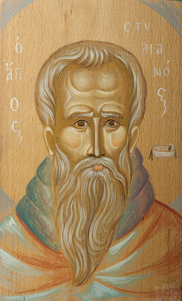 Saint Stylianos