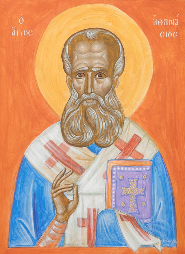 Saint Athanasios the great