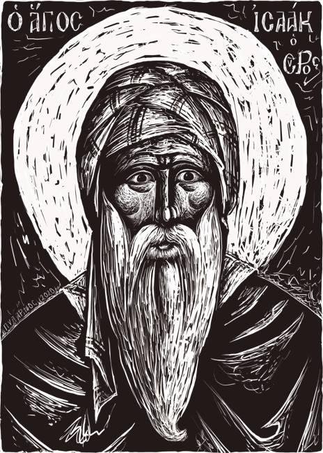 Ο Άγιος Ισαάκ ο Σύρος